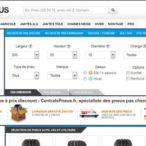 Code promo Centrale Pneus: comment acheter des pneus à moindre cout.