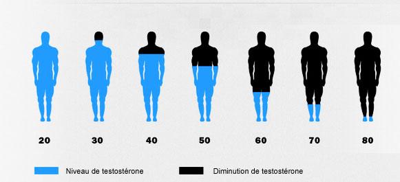 avoir plus de sperme et de testostérone