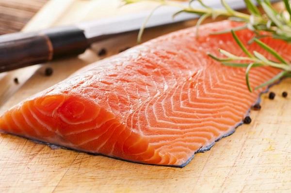 saumon omega 3 flux sanguin